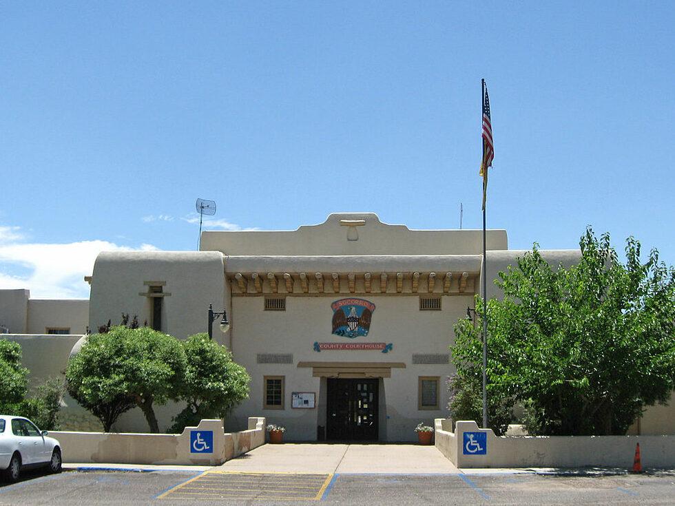 Socorro County Courthouse